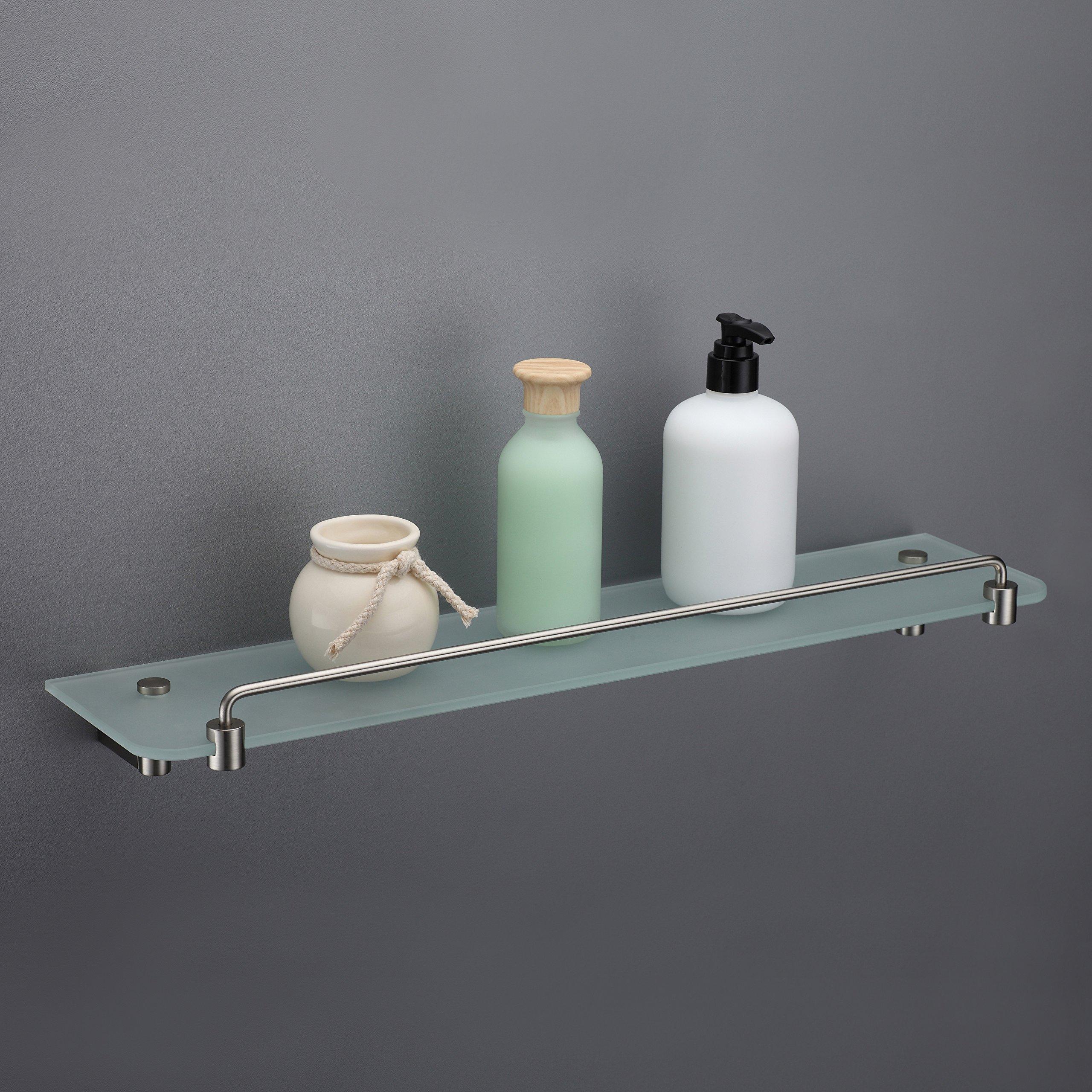 Cheap Bathroom Shelf Brushed Nickel, find Bathroom Shelf Brushed ...