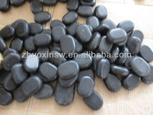 Easy to be heated Spa item Hot massage stone set