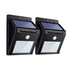 20LED Solar Powered MOTION SENSOR <span class=keywords><strong>Lampu</strong></span> XLTD-P5027 Outdoor Solar Motion Light untuk Dinding/Garasi/Patio
