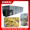 Low electricity hot wind circulation fruits dryer/food dryer