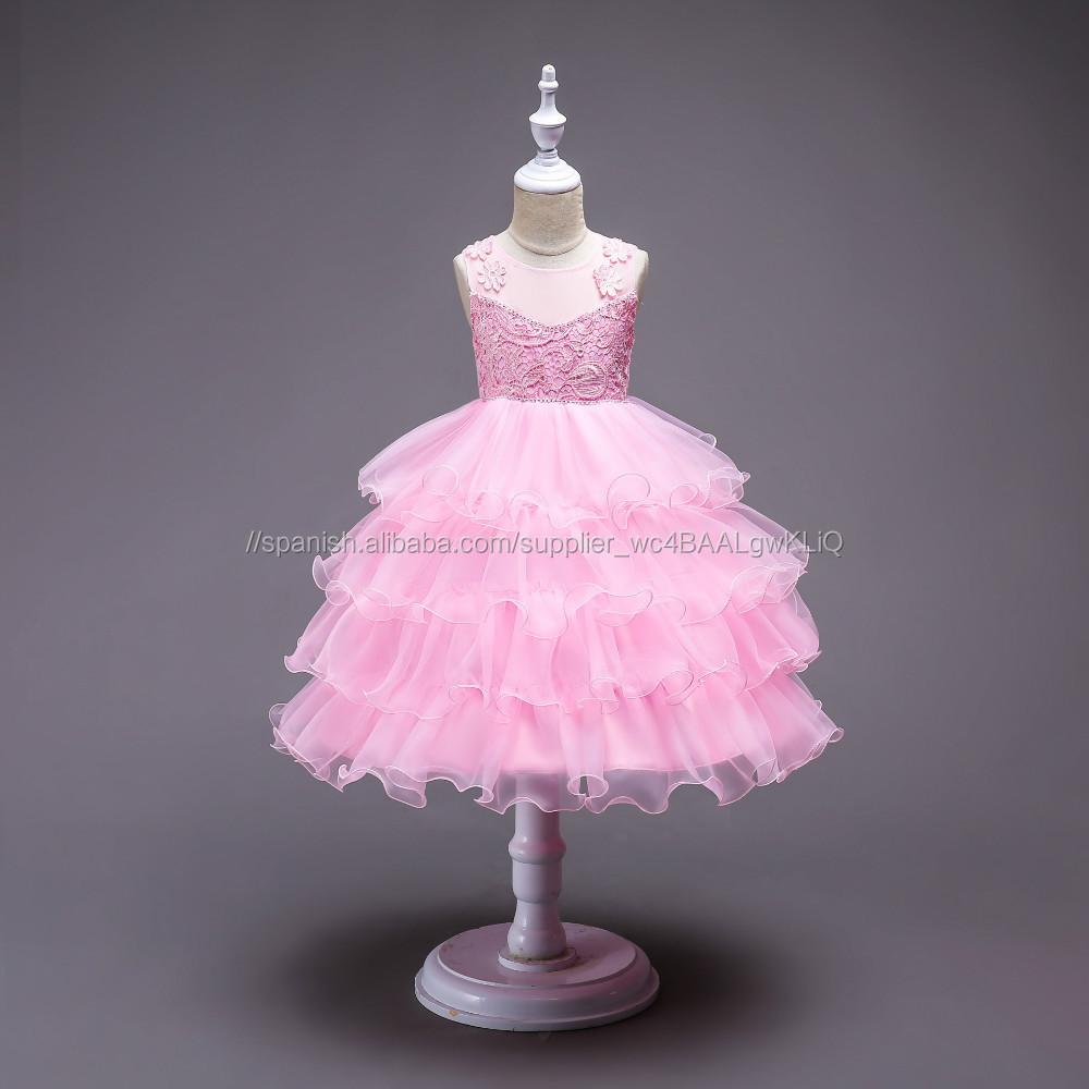 Venta al por mayor vestido de dama de honor color beige-Compre ...