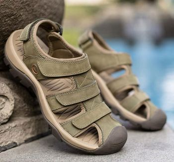 71dafece7 Insgear Bulk Sports Wholesale Rubber New Design Leather Arabic 2017 New Men  Sandals Made In China