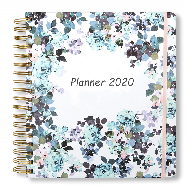 Custom Spiral Bound Journal Agenda 2020 Planner Printing