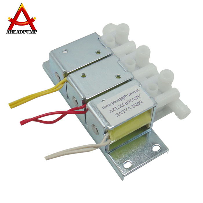 dc 12 v to 24 v micro 24 volt medical devices medical equipment latching 3-way solenoid <strong>valve</strong>