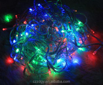 programmable china wholesale 10m 100 led string color changing christmas lights outdoor led chasing christmas lights