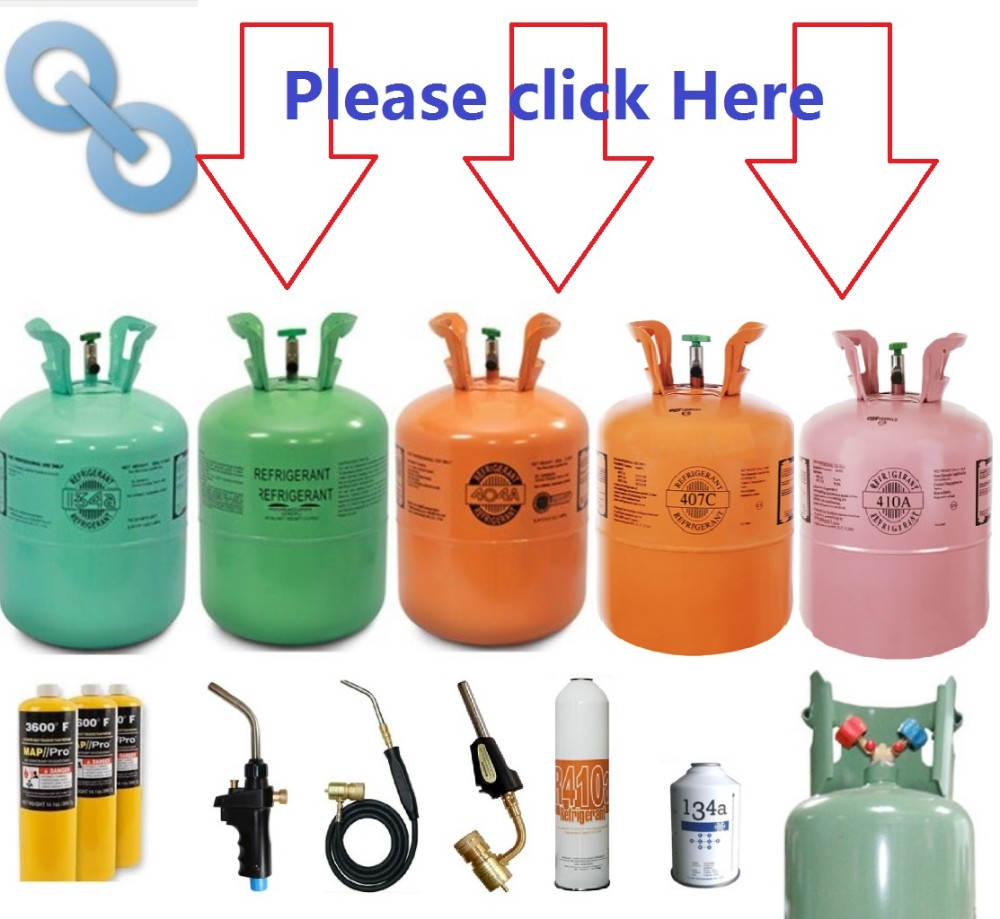 air conditioning compressor refrigerante gas r134a - buy refrigerant