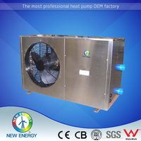 new products 2017 innovative used swim spa indoor/outdoor pool air conditioner heat pump