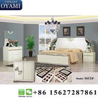 Home furniture modern wood bed bedroom furniture set
