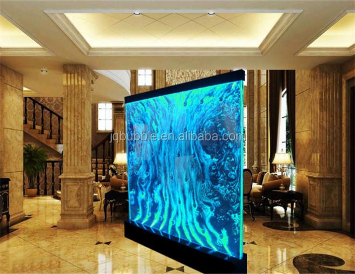 Pareti Dacqua Da Interni : Indoor decor personalizzato fontane per interni acrilico bolla d