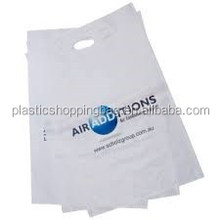 Printed Die Cut Manufacturer Plastic Shopping Bag