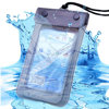 2016 new designed touch sensitive PVC waterproof smartphone bag for mobile