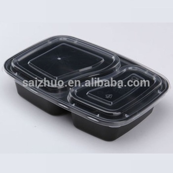 2 Compartment Microwave Safe 1000ml