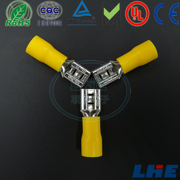 fdd female insulated terminal wire to wire connector