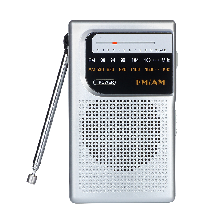 Amazônia venda quente 926 rádio High Sensitive Portátil Mini Bolso Rádio Digital AM FM Radio