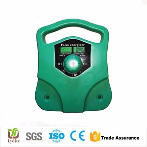 Lydite Widely Use AC110-240V Solar Electric Fence Energizer For Cattle 12VDC