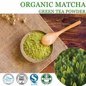 OEM Pack Free Sample Factory Supply Healthy Detox Slimming Spring Ceremonial Organic Matcha/Matcha
