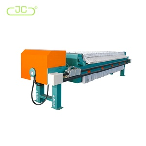 Small Green Plate 500mm Automatic PP Chamber Filter Press equipment