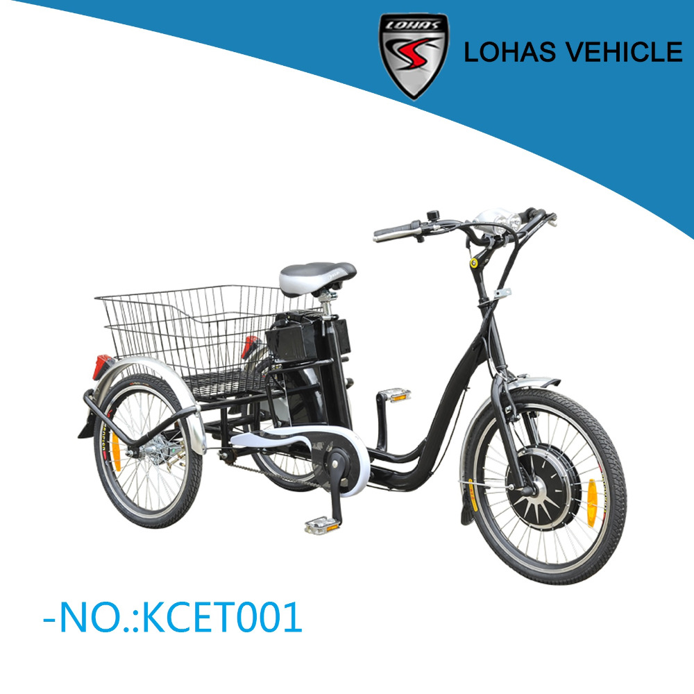 Finland electric assist trike pedal tricycle/ trikes for sale