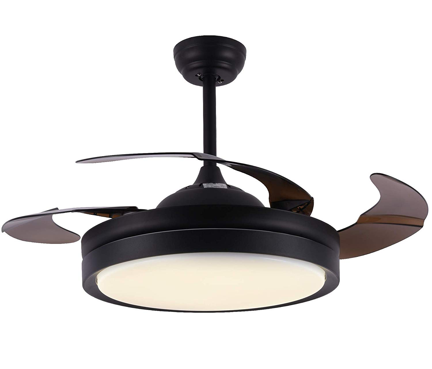 42 black ceiling fan get quotations bella depot black small ceiling fan with lights led remote control 42 cheap 42 fan find deals on line