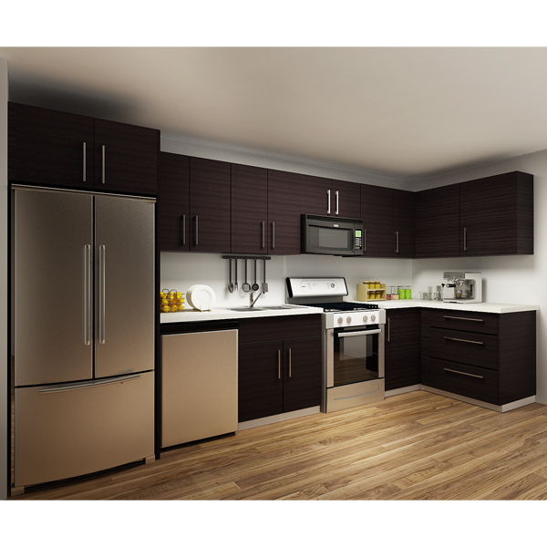 Melamine Kitchen Cabinets: 2014 America Project Melamine Kitchen Cabinets Wooden