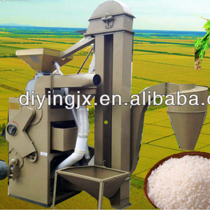 Hot Sale 15-20 t/day Combined Rice Miller With Rice Huller And Polisher