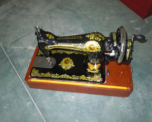 household handle sewing machine used for embroidery