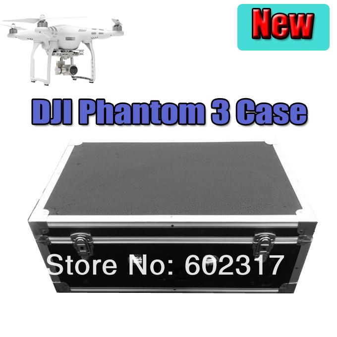 Hot Sales DJI Phantom 3 Professional & Advanced Aluminum Case For RC