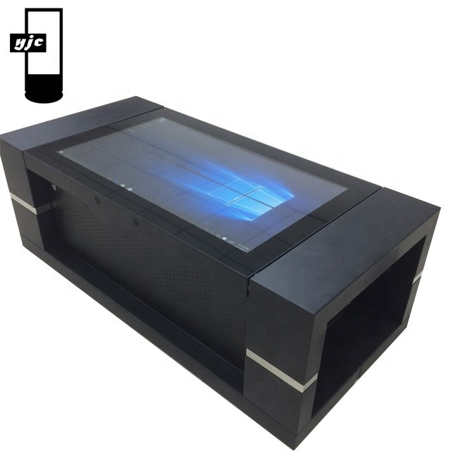 Best ranked supplier touch screen coffee table for meeting office