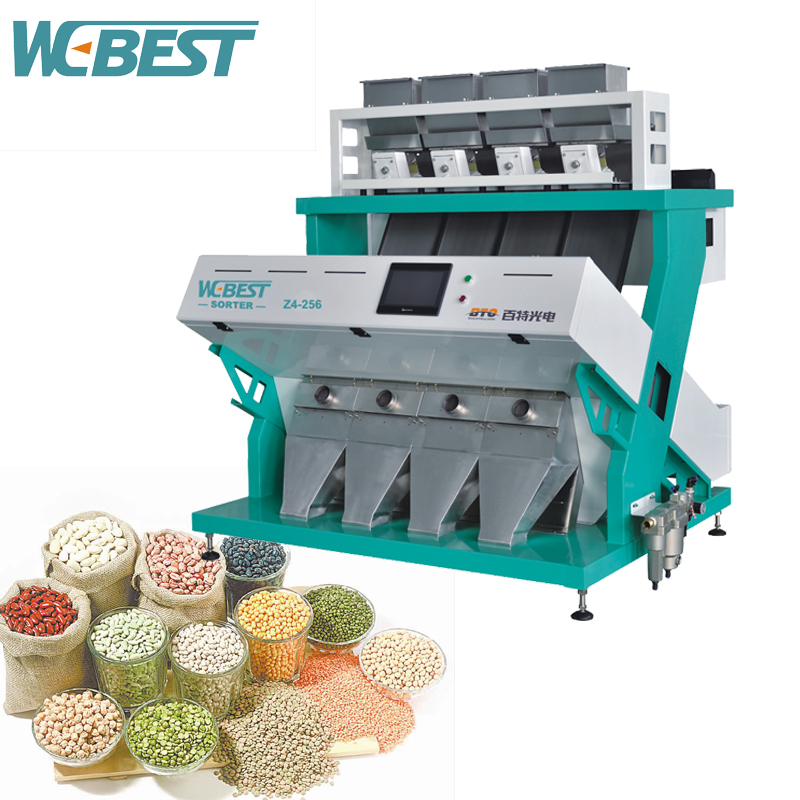 China Optical Sorting Machine Supplier with Chickpeas Color Sorter India/Chickpeas sorting machine/color sorter ejector