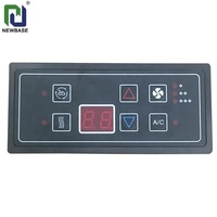 CK201381911 LED Full Function Climate Controller for bus, truck, van,car air conditioner