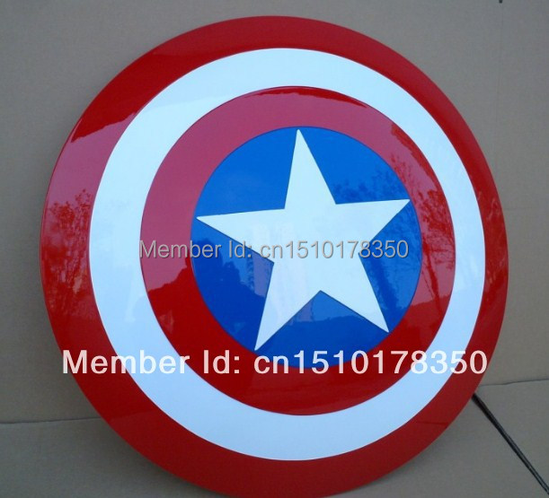 Captain America Shield 1:1 of Animation Using for