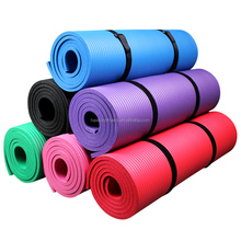 Hot Sale Unique Design Eco-friendly Exercise NBR Yoga Mat