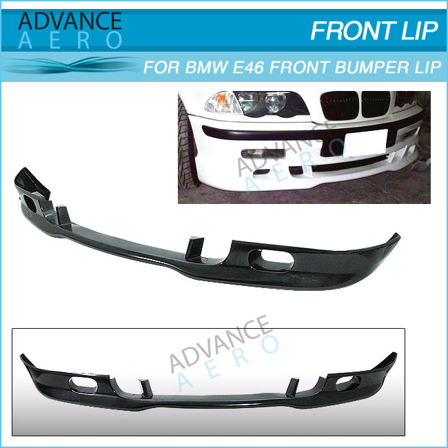 FOR 99-04 BMW E46 M3 3-SERIES 4DR POLY URETHANE AUTO PARTS CAR ACCESSORIES BODY KITS