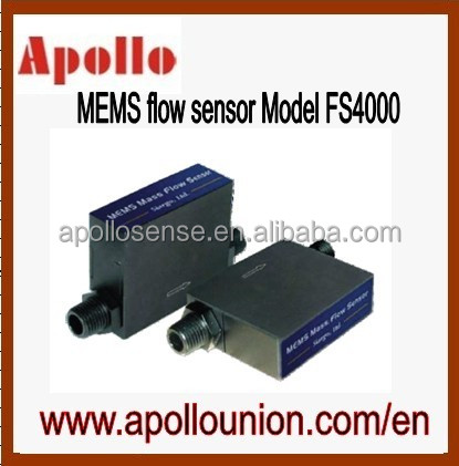 Low Gas Flow Sensor FS4001 Series