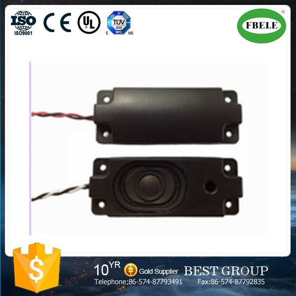 FBSP1025 small tv speakers plastic speaker driver for tv home audio speaker unit(FBELE)