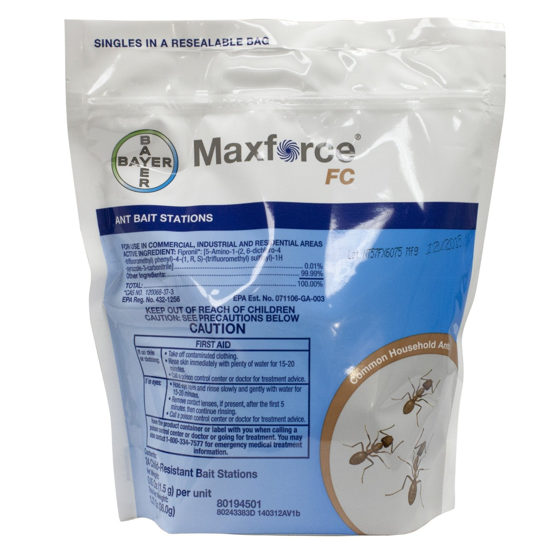 Maxforce FC Ant Bait Stations 4 Bags