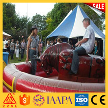 Hot Selling Musical Tourist Attraction Bull Fight Crazy Bull Fight Bull Fighting Game