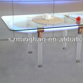 Führte Acryl Tischplexiglas Couchtischacryl Führte Möbel Buy