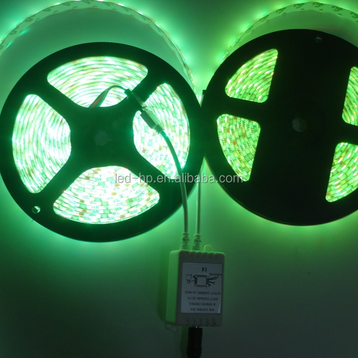 Fluorescent orange rgb 5mm led strip light
