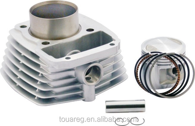 Good quality Competitive motorcycle cylinder block kit CG125 CG150 CG200