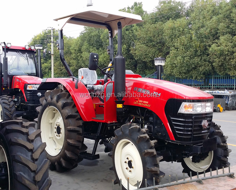 Chinese manufacturer offer tractor implements 70hp