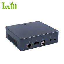 Iwill 2018 New Release Mini PC I7 8550U Small form factor Desktop Computer Intel Latest 1.6g 의 <span class=keywords><strong>CPU</strong></span> 4 천개 씬 클라이언트를위한