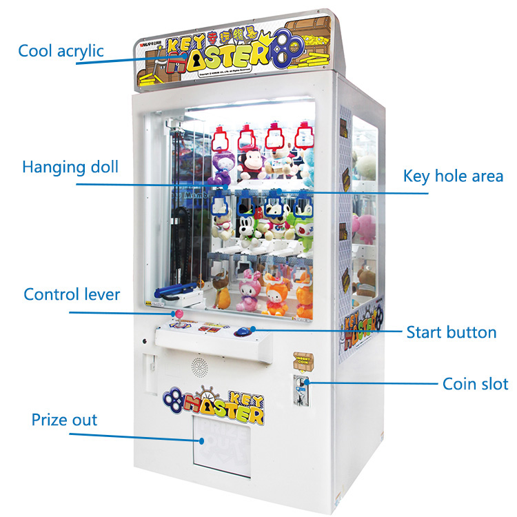 Factory Wholesale Coin Operated Key Master Vending Machine ...