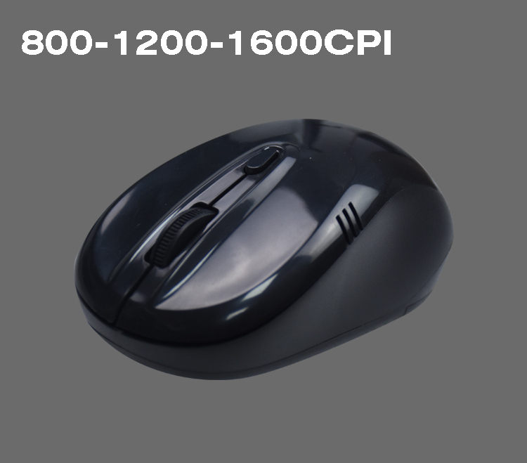 Computer accessories supplier mini 3d optical 2.4 g wireless  mouse