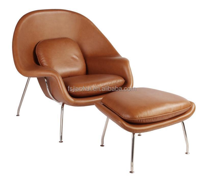 replica designer furniture accent chair eero saarinen womb chair lounge chair