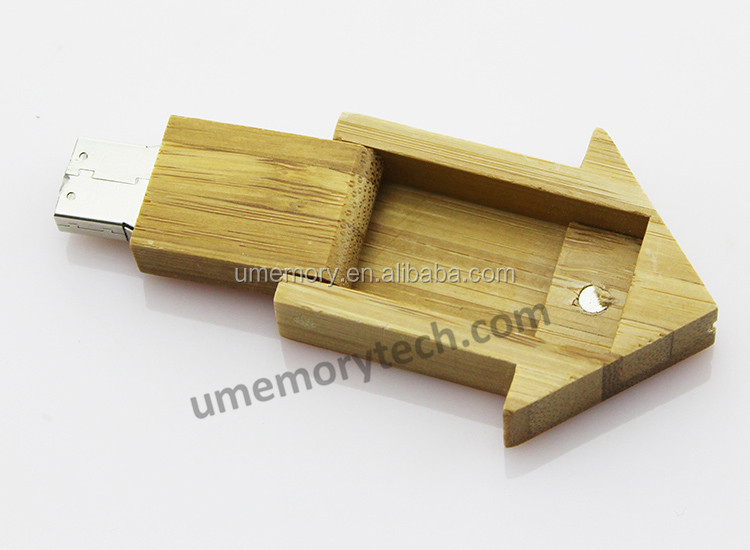 Neuankömmling usb usb stick stick Haus geformte usb flash