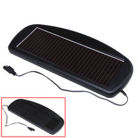 Solar Power Panel Battery Car Charger for Car Auto Trucks RV Boats 1.5W 12V
