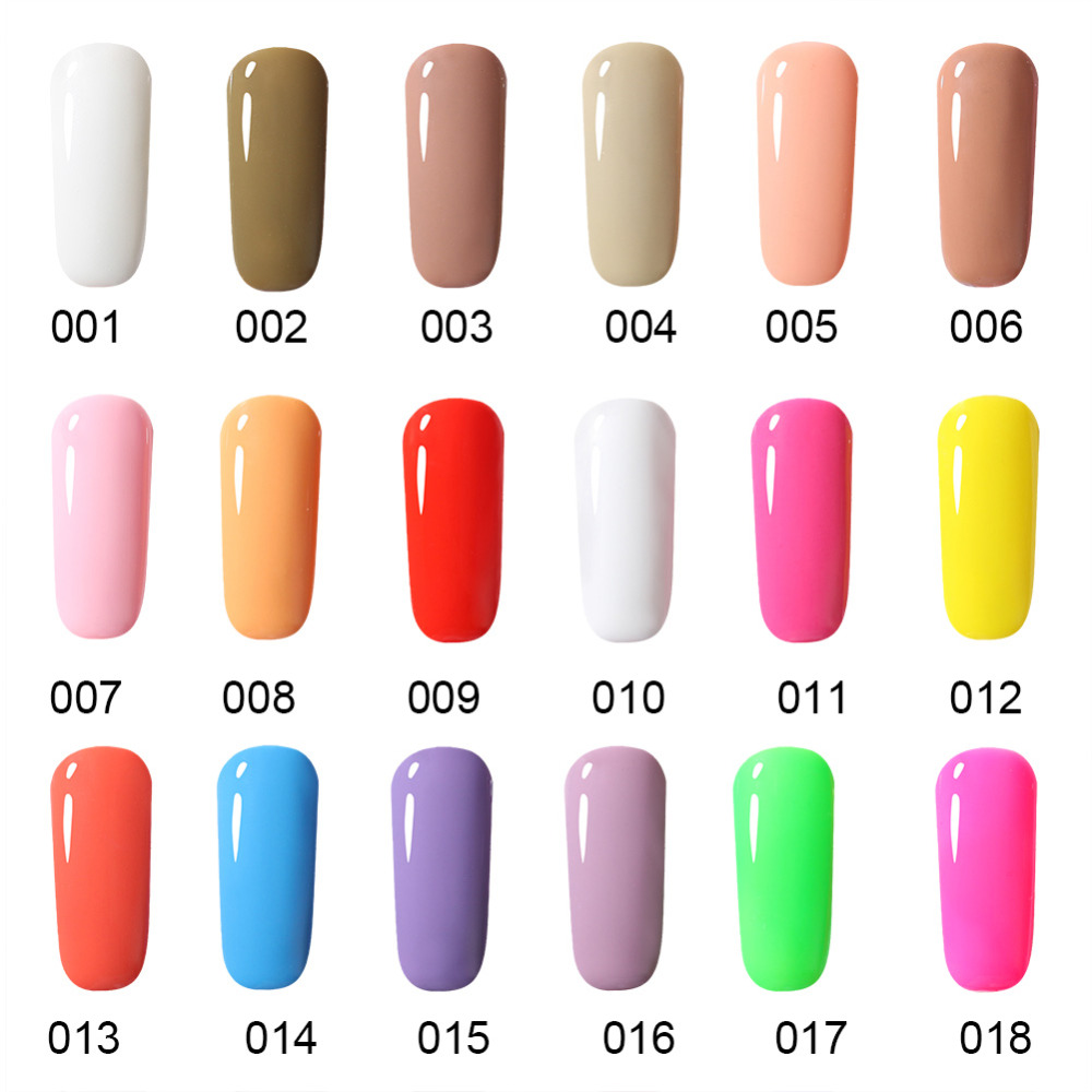 New Nail Polish Colors 2016: BLLE 2016 205 Colors 7.3ml Gel Nail Polish UV Gel Polish