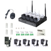"hot sale professional home security 1/4"" CMOS sensor cctv kits & cctv System"