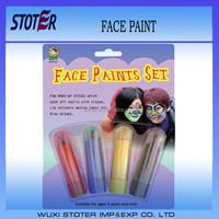 face paint set euro 2016
